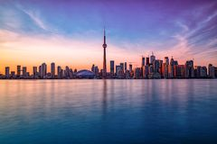 Toronto du centre Photo stock