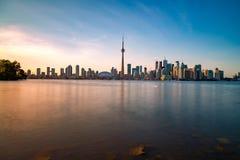 Toronto du centre Photographie stock libre de droits