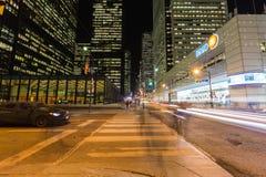 Toronto du centre photos stock