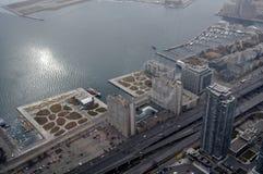 Toronto du centre, vue aérienne Photo stock