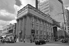 Toronto e a autoridade depositam à construção da confiança do TD Canadá fotografia de stock royalty free