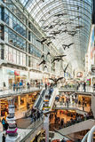 Toronto Eaton Center Royalty Free Stock Images
