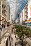 Toronto Eaton Center Stock Photos
