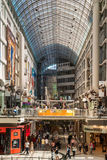 Toronto Eaton centrum Zdjęcia Royalty Free