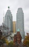 Toronto en automne Image stock