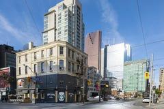 Toronto förorter Arkivbilder