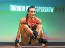 Toronto 2018 favorable SuperShow Imágenes de archivo libres de regalías