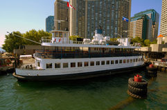 Toronto Ferry Royalty Free Stock Photography