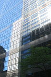 Toronto Financial district Stock Image