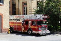 Toronto Fire Station Royalty Free Stock Photo