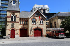 Toronto Fire Station Stock Photos