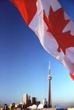 Toronto flaga Obraz Stock