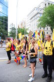Toronto Gay Pride Parade 2011 Stock Images