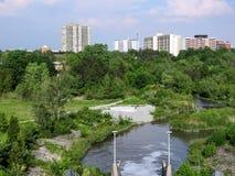 Toronto green city 2017 Stock Photography