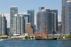 Toronto Habourfront Centre Royalty Free Stock Image