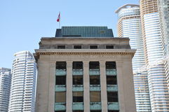 Toronto Harbor Commission building Royalty Free Stock Photo