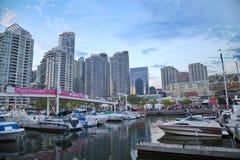 Toronto Harborfront Foto de Stock