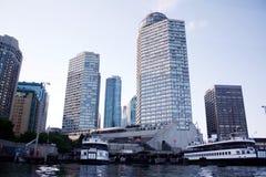 Toronto harbourfront Lizenzfreies Stockbild