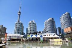 Toronto Harbourfront Centre Stock Photos