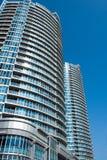 Toronto hi-rise buildings Stock Photography