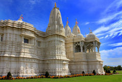 Toronto Hindu temple Shri Swaminarayan Mandir Royalty Free Stock Photography