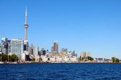 Toronto horisont Arkivfoton