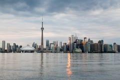 Toronto, horizon Photo stock