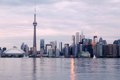 Toronto, horizon Image libre de droits