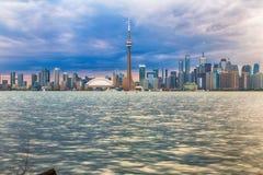 Toronto, horizon Photos stock