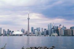 Toronto, horizon Photo libre de droits