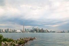Toronto, horizon Photographie stock