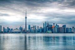 Toronto, horizon Photographie stock libre de droits