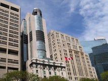 Toronto Hospitals Royalty Free Stock Photos