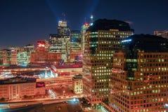 Toronto i stadens centrum Cityscape Royaltyfria Bilder