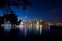 Toronto im August stockbild