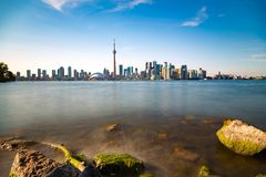 Toronto im Stadtzentrum gelegen Stockfoto