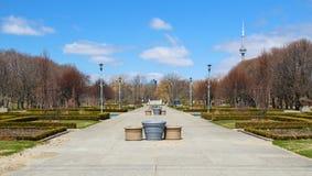 Toronto Isaland Park royalty free stock image