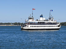 Toronto Island Ferry Royalty Free Stock Photo