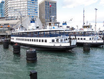 Toronto Island Ferry Royalty Free Stock Photos