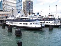 Toronto Island Ferry Royalty Free Stock Photos