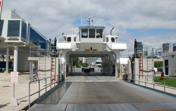 Toronto Island Ferry Stock Photography