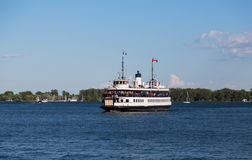 Toronto Islands Ferry Stock Photos