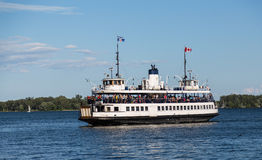 Toronto Islands Ferry Royalty Free Stock Photos