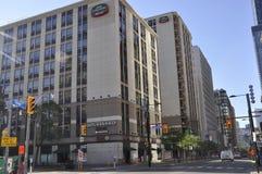 Toronto, 24 Juni: Hotel van Toronto van de Provincie van Ontario in Canada Stock Foto's