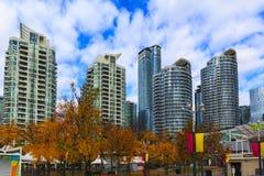 Toronto Kanada stockfotografie
