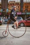 Toronto, Kanada - 20. September 2014: Tweed-Fahrt Lizenzfreie Stockbilder
