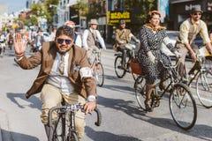 Toronto Kanada, Wrzesień, - 20, 2014: Tweed przejażdżka Zdjęcia Stock