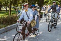 Toronto Kanada, Wrzesień, - 20, 2014: Tweed przejażdżka Fotografia Royalty Free