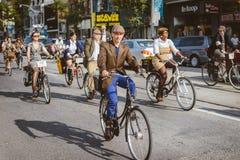 Toronto Kanada, Wrzesień, - 20, 2014: Tweed przejażdżka Obrazy Stock