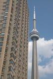 Toronto-Kontrollturm Stockfoto